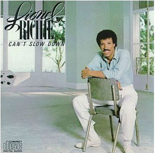 Lionel Richie Can't Slow Down