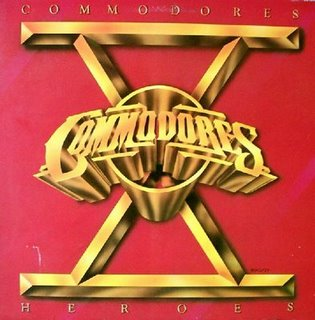 The Commodores Heroes